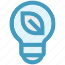 bulb, eco light, energy saving, green idea, green light, green power icon