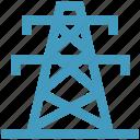 electricity pole, electricity pylon, electronics power, power mast, tower, transmission pole, utility pylon