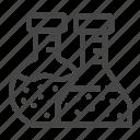 chemistry laboratory, energy, lab, laboratory icon