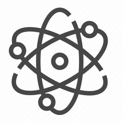 energy, power, science icon