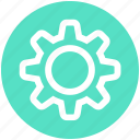 cogwheel, gear, option, repair, setting, setup