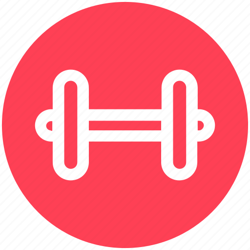 Barbell, bodybuilding, dumbbell, fitness, gym, halters icon - Download on Iconfinder