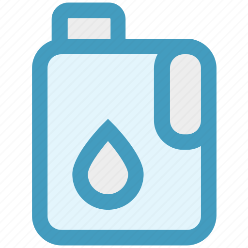 Can, fuel can, gas can, gas container, gasoline can, jerry can icon - Download on Iconfinder
