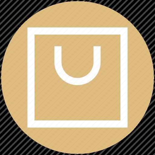 Bag, fashion, hand bag, purse, tote bag icon - Download on Iconfinder
