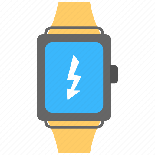 electric watch, electronic device, smart watch, watch technology, wrist watch icon