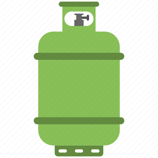 cooking gas cylinder, gas can, gas cylinder, gas storage, gas tank icon