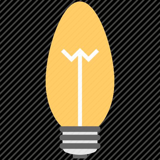 electric light, electricity, led bulb, light bulb, luminaries icon