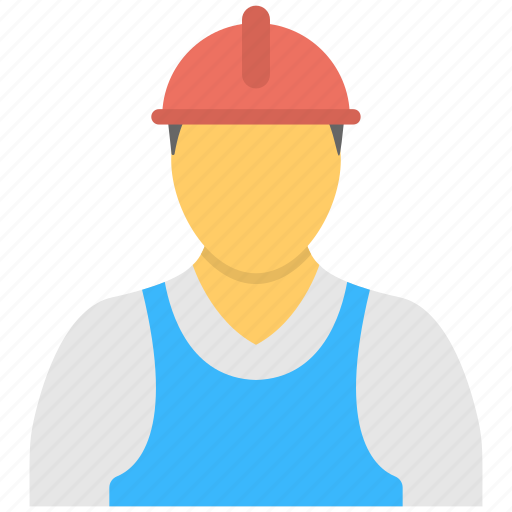 architect, engineer, labor, mine worker, professional person icon
