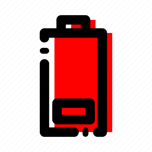 battery, energy, power icon icon