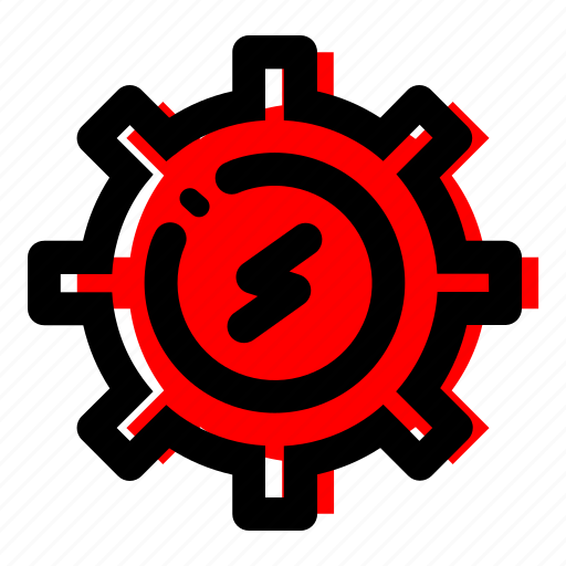 energy icon, oil energy, power, water energy icon
