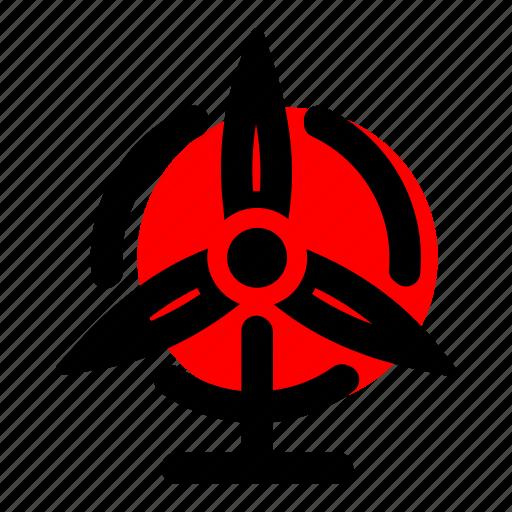 alternative icon, energy, wind turbine, wind turbine icon icon