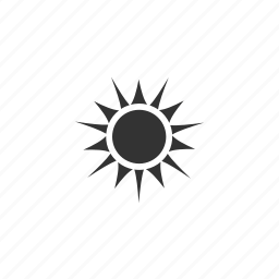 energy, illustration, light, power, rays, solar, star, sun, sunlight, sunrise icon