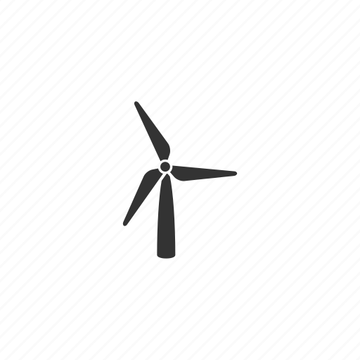 electric, electricity, energy, green, illustration, innovation, machine, mill, power, spin, technology, windmill icon
