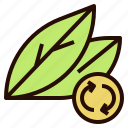 bio, clean, energy, green icon