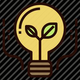 alternative, clean, eco, energy, green icon