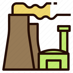 energy, geothermal, nuclear, plant, power icon