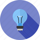 bulb, electric, electricity, energy, energy saver, light, source icon