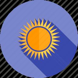 energy, solar, summer, sun, sunlight, sunshine, weather icon