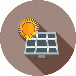 cells, electricity, energy, panel, power, solar, sunlight icon
