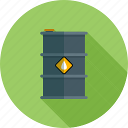 barrel, container, diesel, fuel, gas, oil, tank icon