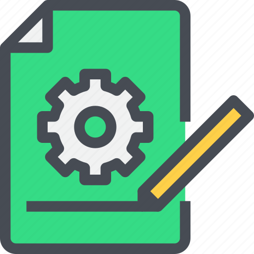 creative, design, file, management, process icon