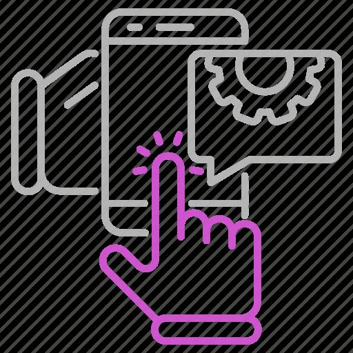 device, engineering, mobile, smartphone icon