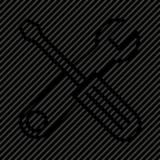 configuration, engineering, setting, tools icon