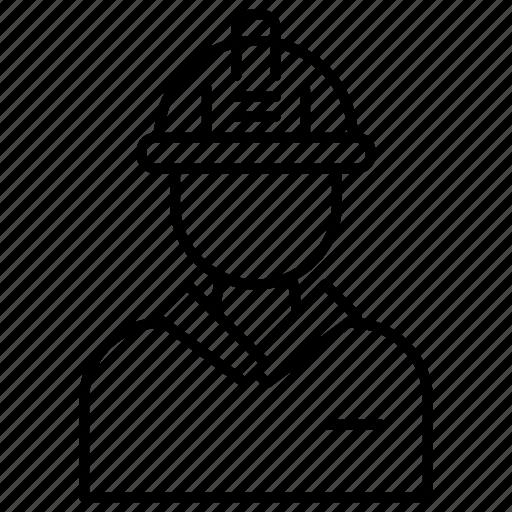 avatar, engineer, engineering icon