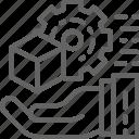 cube, engineering, gear, hand, tool, wheel