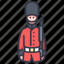 british, england, guard, kingdom, london, soldier, uniform