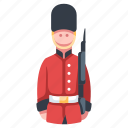 british, guard, kingdom, london, royal, soldier, uniform