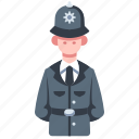 cop, law, officer, police, protection, security, uniform