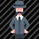 culture, gentleman, gentlemen, mustache, old, sir, vintage