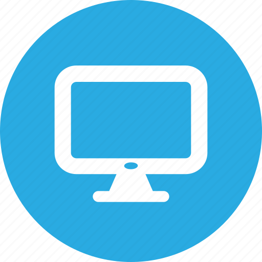 Computer, desktop, display, monitor, pc, screen, system icon - Download on Iconfinder