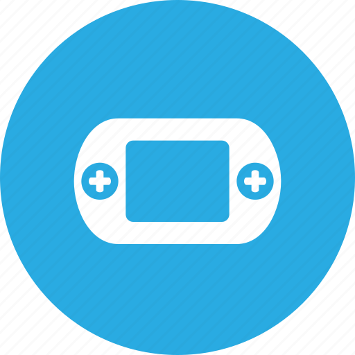 console, device, game, gaming, pad, play, portable icon