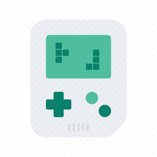 device, entertainment, game, gameboy, gaming, leisure icon