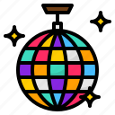 ball, disco, entertainment, party, reflect