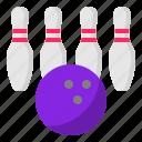 ball, bowling, entertainment, pin, sport
