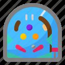 entertainment, pinball, game, machine, arcade icon