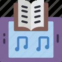 story, audio, book, entertainment