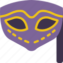 ball, dance, entertainment, mask, maskquerade, masquerade, party icon