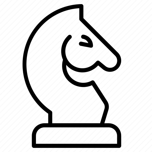 Chess, piece, strategy, game icon - Download on Iconfinder