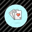 cards, entertainment, blackjack, gamble, game, poker, strategy