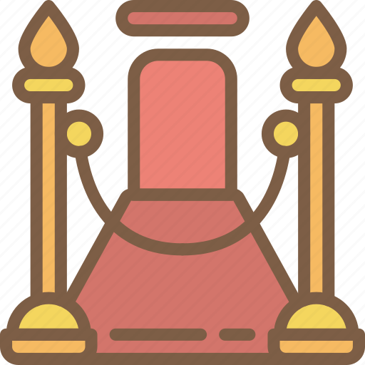 Award, carpet, celebrities, ceremony, entertainment, red icon - Download on Iconfinder