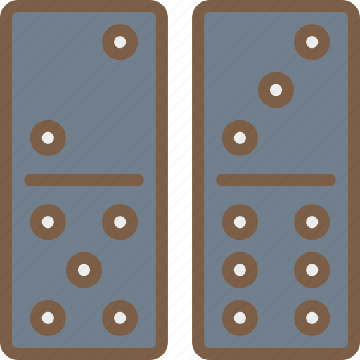 dominoes, dominos, entertainment, game icon