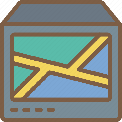 entertainment, map, nav, navigation, sat, satellite icon