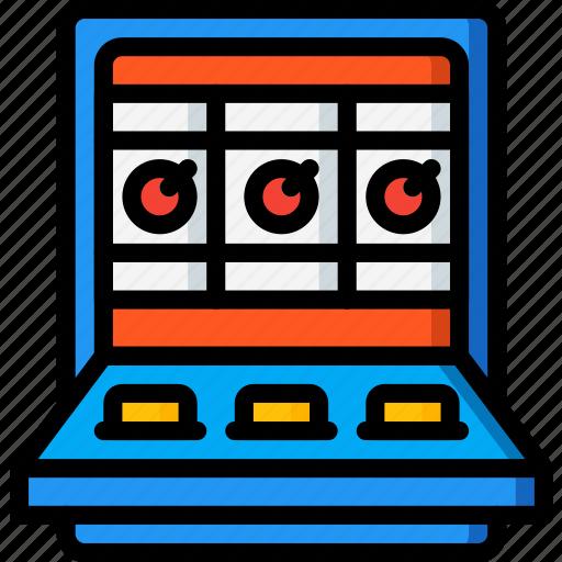 arcade, console, entertainment, game, retro icon