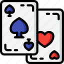 heart, poker, entertainment, club, cards, playing, spade