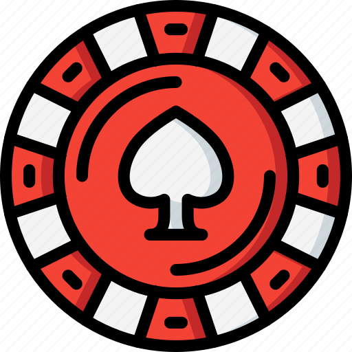 cards, chip, entertainment, gamble, game, poker icon