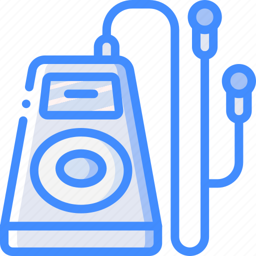 Entertainment, headphones, mp3, music, player icon - Download on Iconfinder